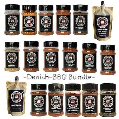 Danish BBQ Bundle - Danish BBQ By Boemsen