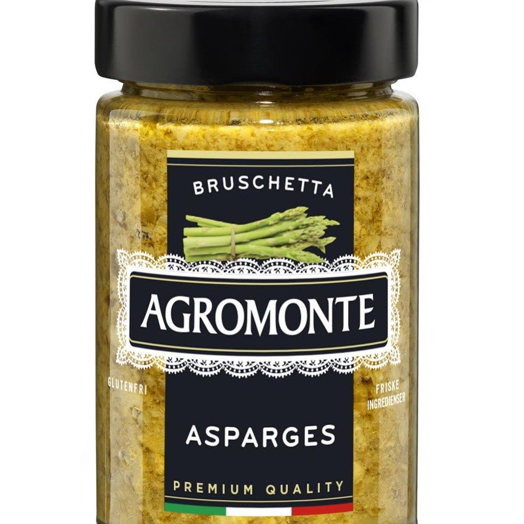 Bruschetta Spread. Asparges. Agromonte. 200 gram