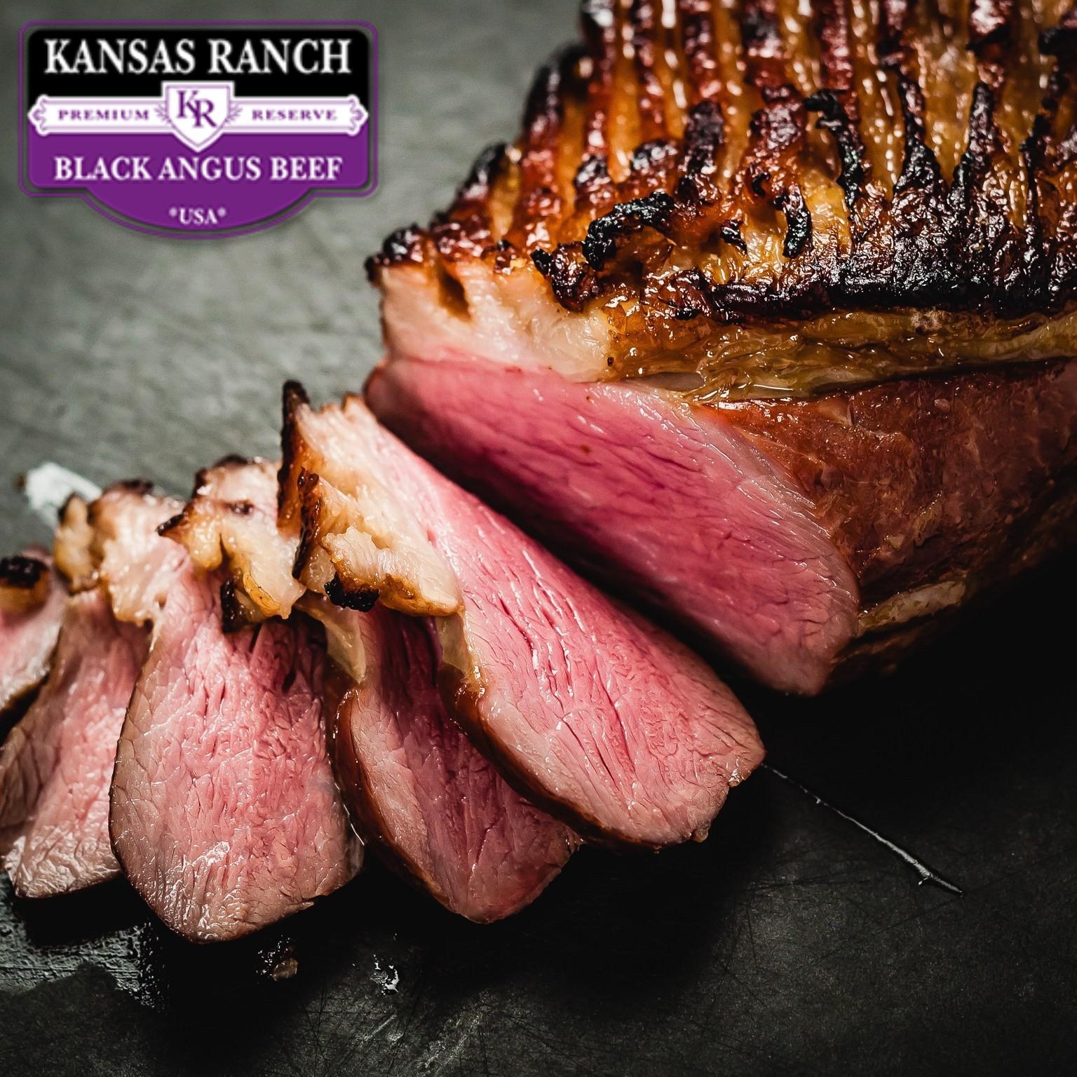 Cuvette Deal. Kansas Ranch - Black Angus Ca. 4.6 kg