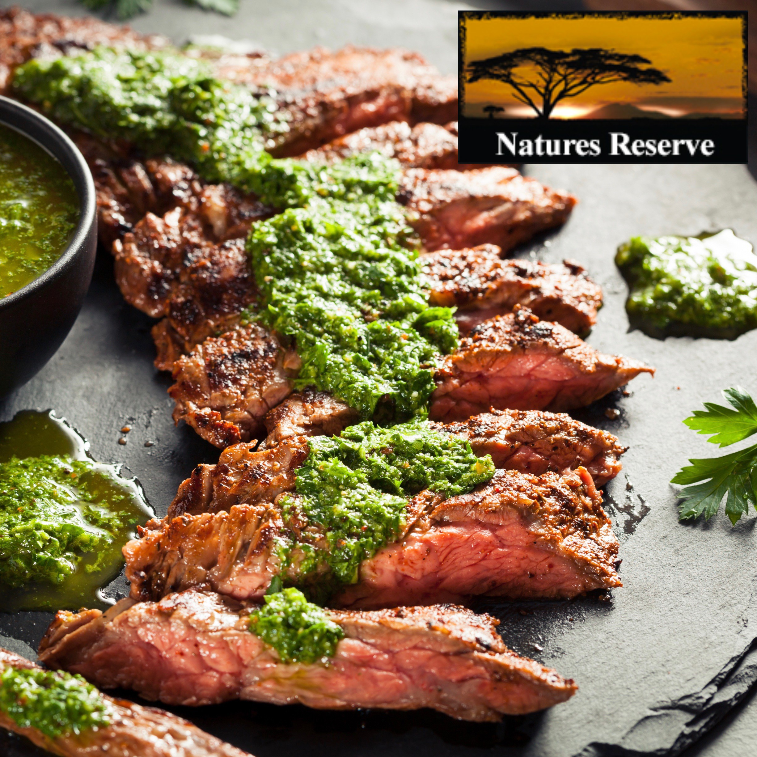 Flap Meat Deal. Natures Reserve. Ca. 8.4 kg