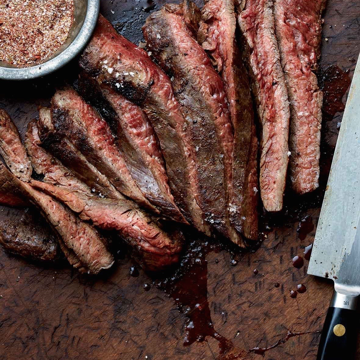 Flank steak Deal. Ca. 4 kg. Devesa