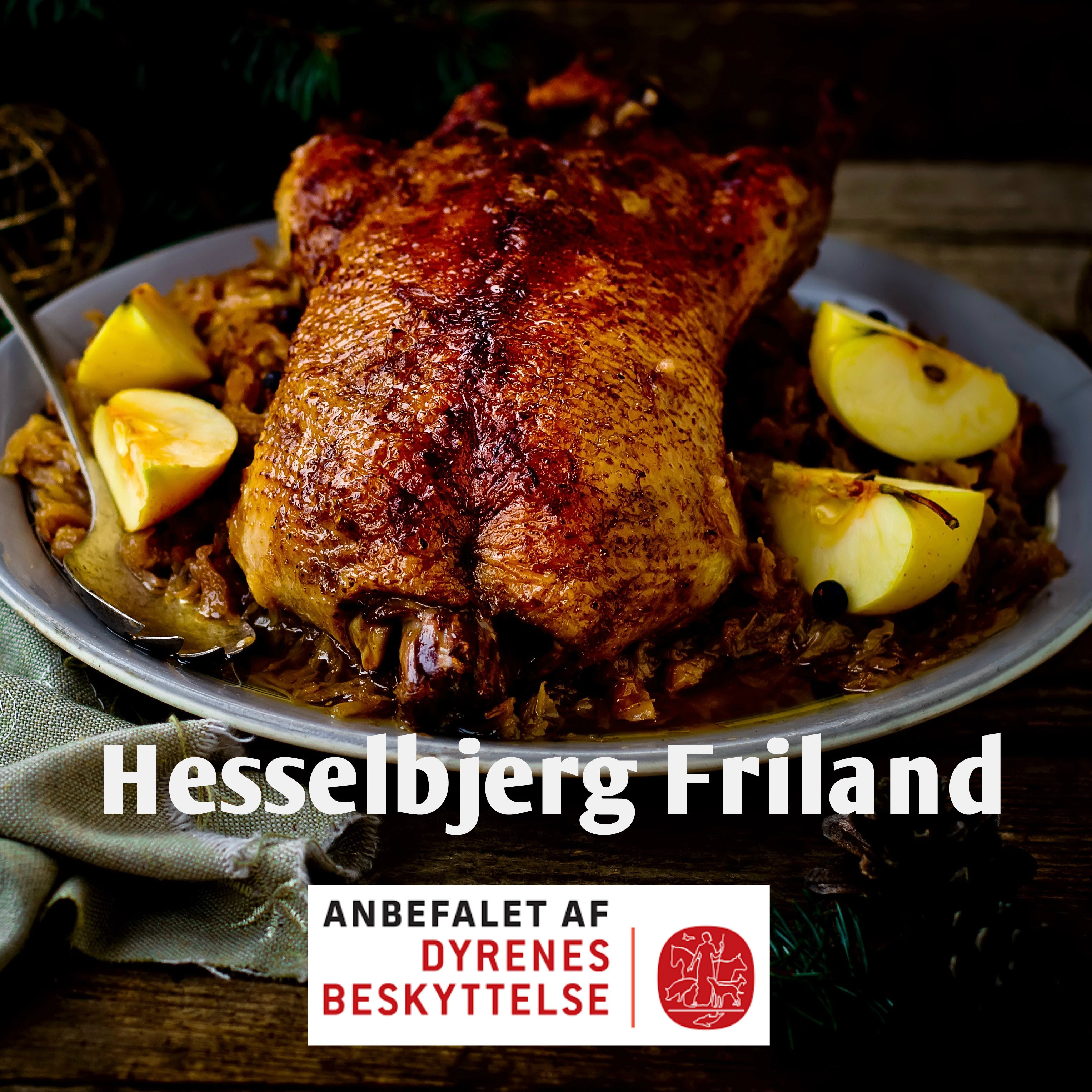 And. Hesselbjerg Friland