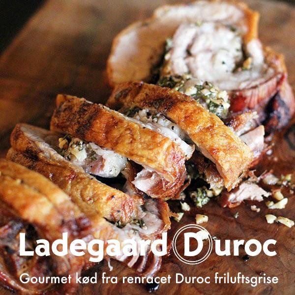Porchetta. Dansk krogmodnet fra Ladegaard Duroc