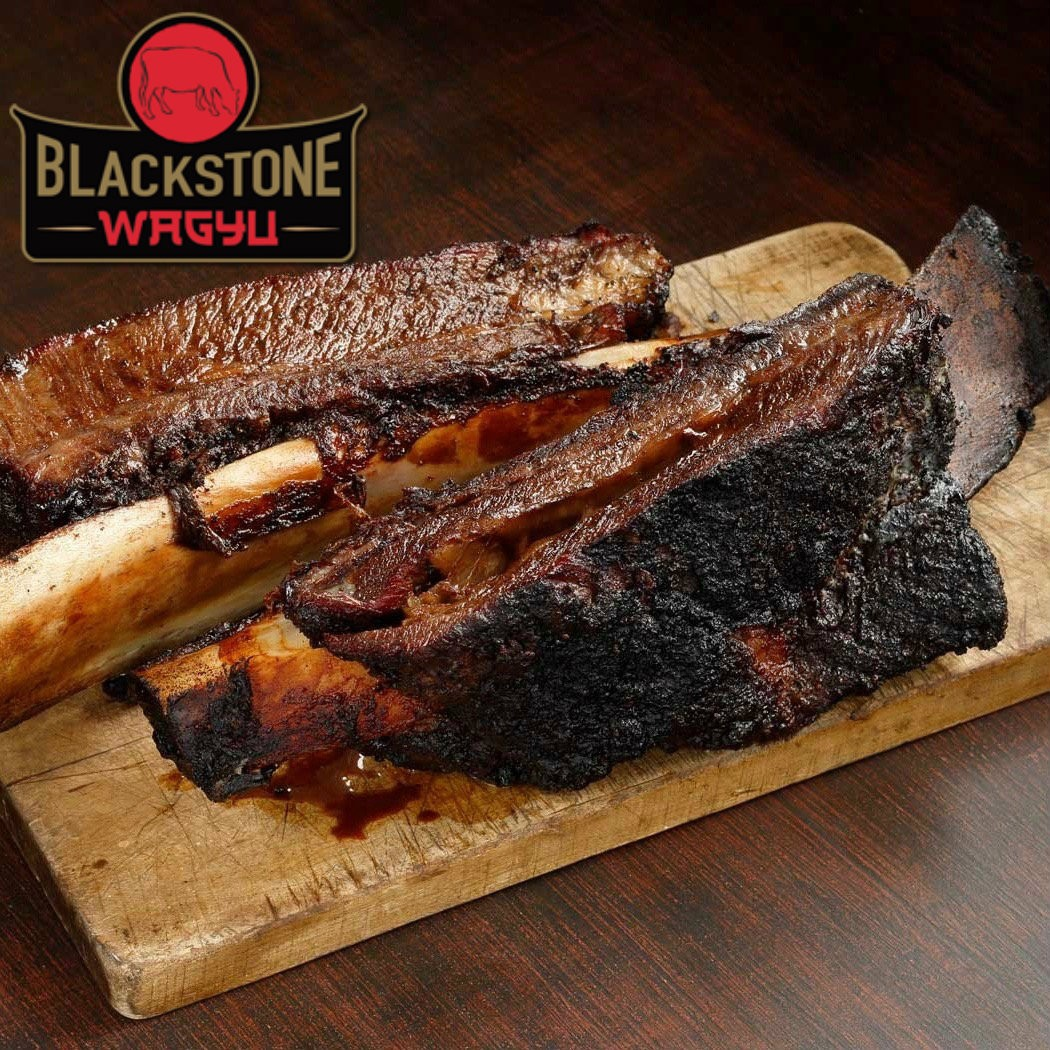 U.S Wagyu Beef Short Ribs. Blackstone mbs. 6-7