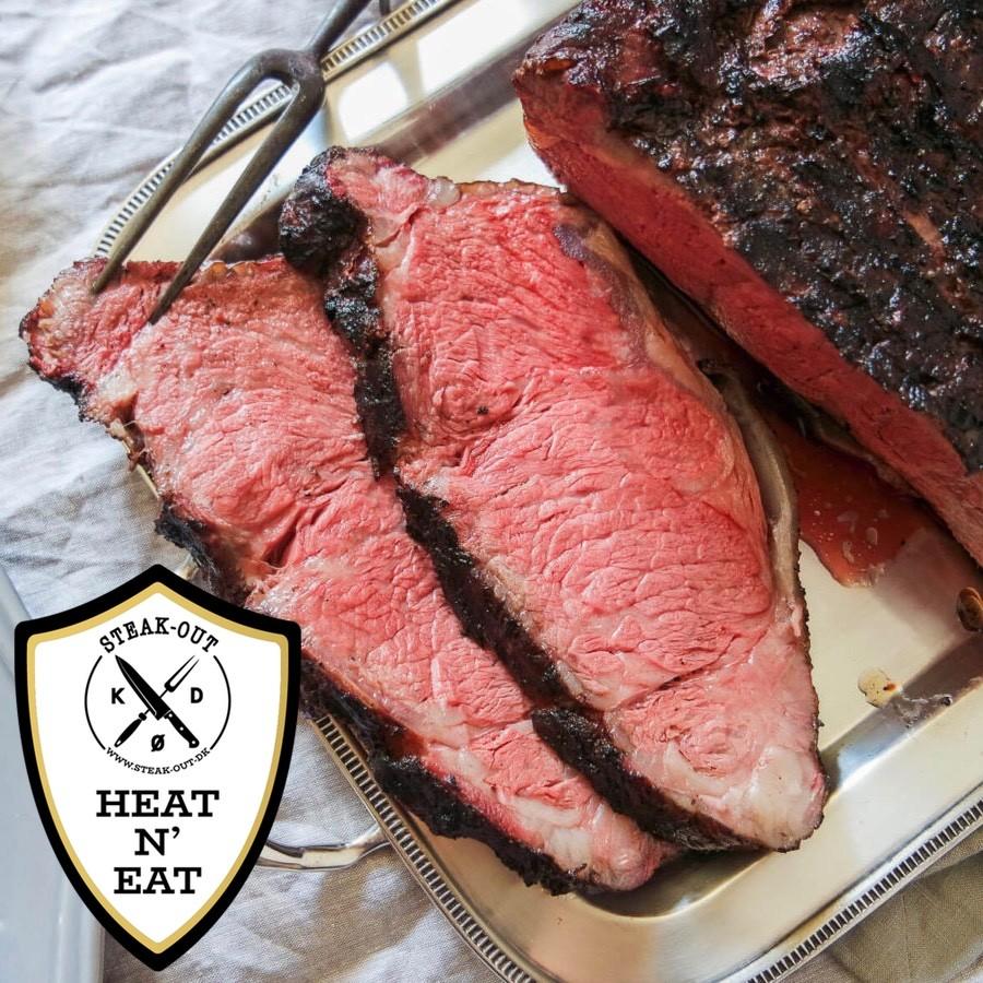 U.S Strip Roast - Steak-out heat n´eat