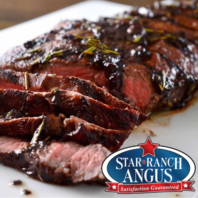 Top blade/Flat-iron. Star Ranch Angus