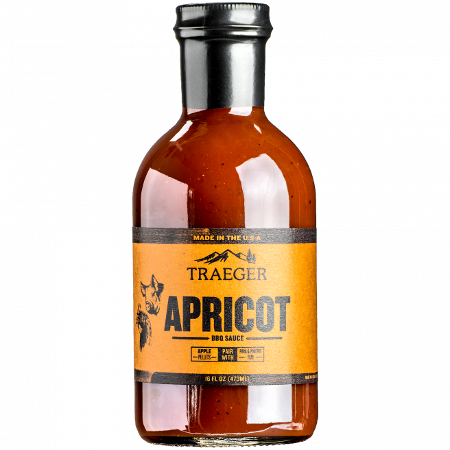 Traeger sauce Apricot. 475 ml