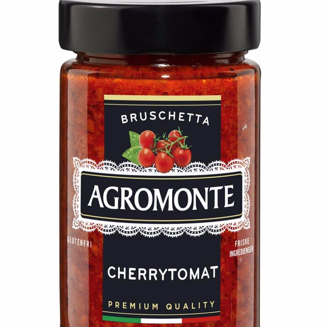 Bruschetta Spread. Cherrytomat. Agromonte. 200 gram