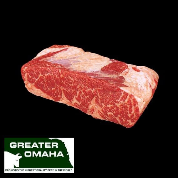 Chuck Flap. Greater Omaha Packing