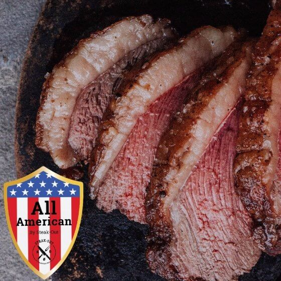 USDA Prime Culotte - All American by Steak-out