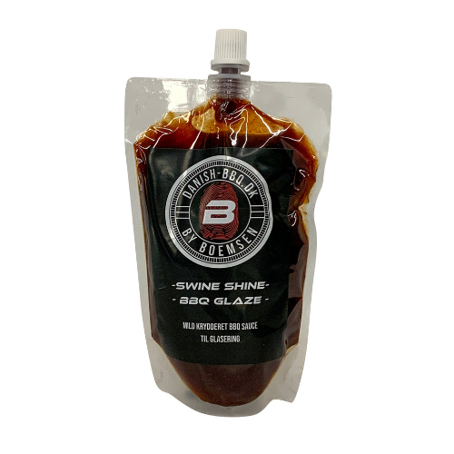 Swine Shine Glaze 250 ml - Danish BBQ By Boemsen