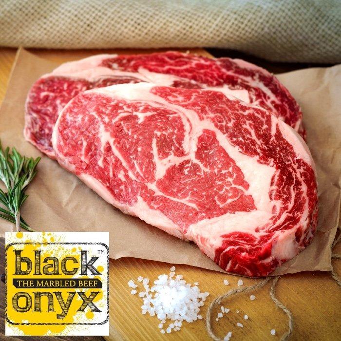 Ribeye steaks 2 stk. Rangers Valley - Black onyx
