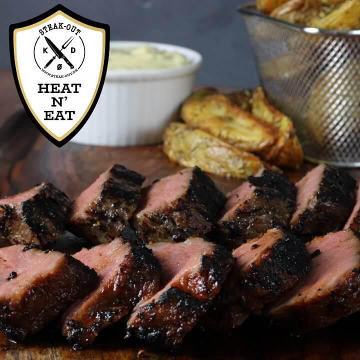 Teres Major - Heat N´Eat by Steak-out