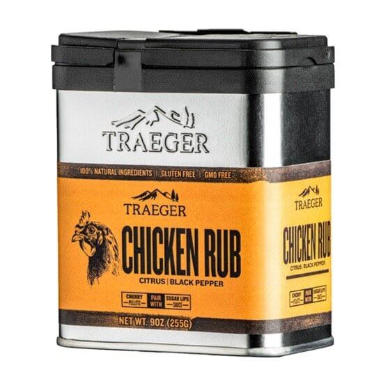 Traeger chicken Rub. 255 gram