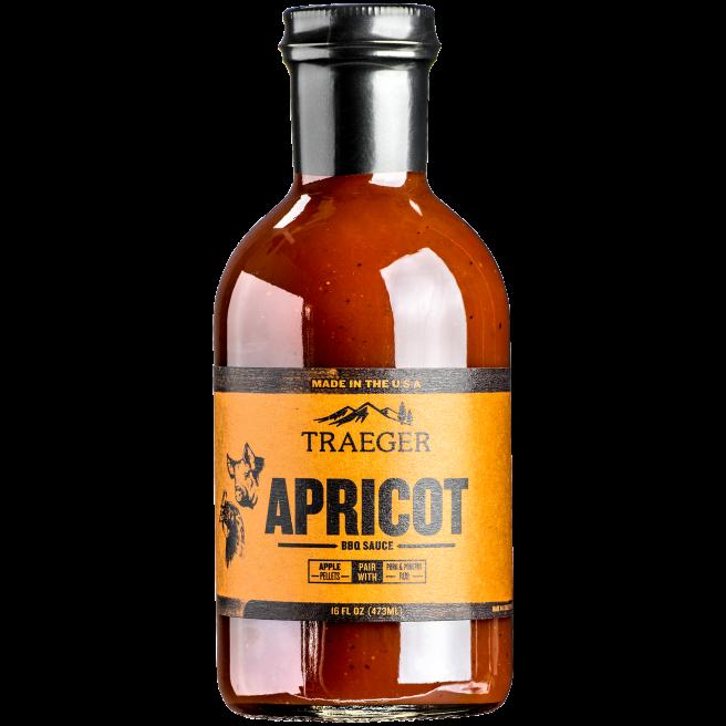 Traeger sauce Apricot. 475 ml
