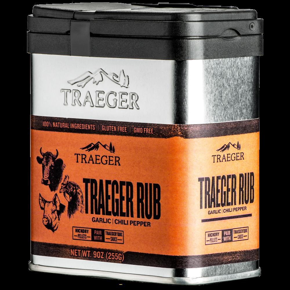 Traeger rub. 255 gram