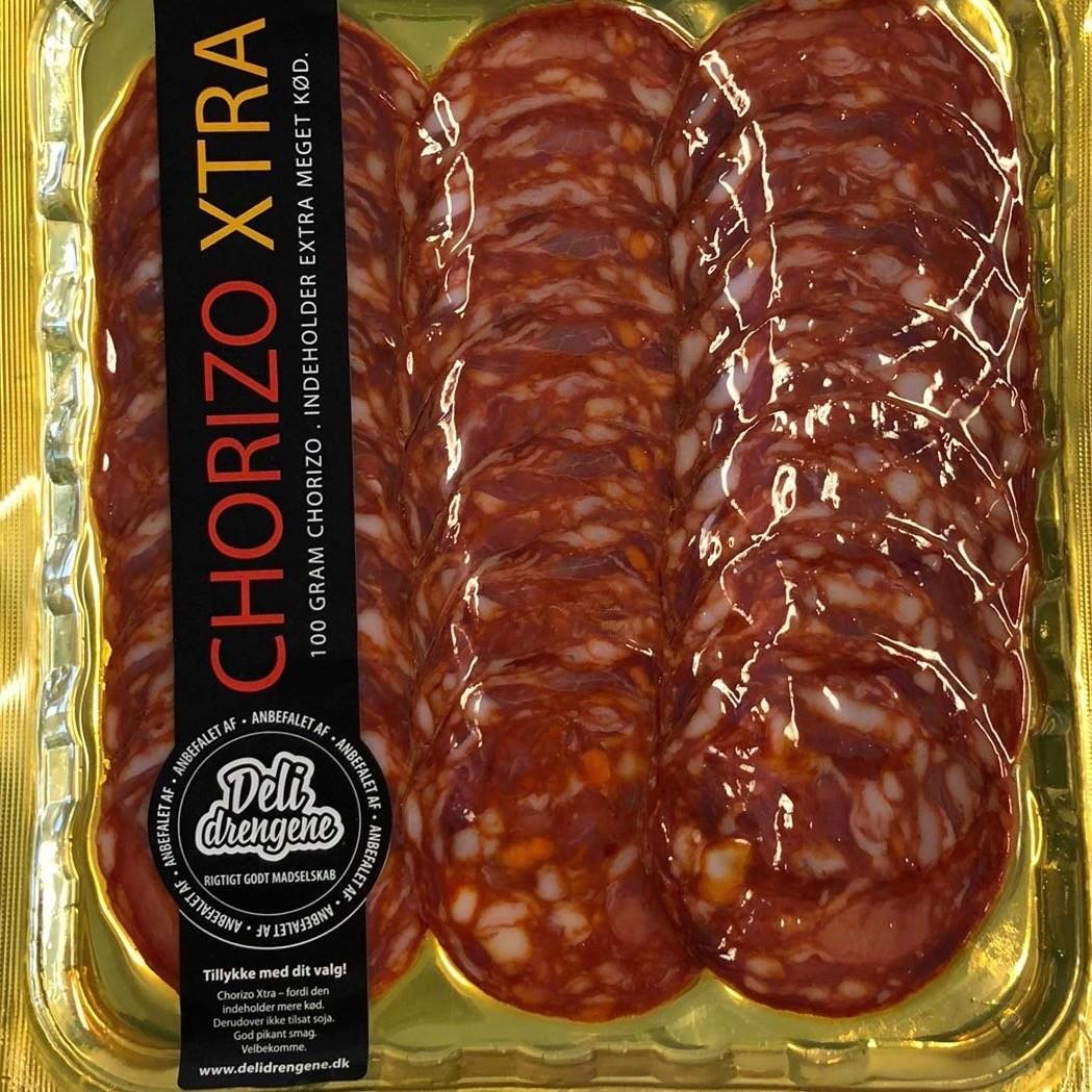 Chorizo Extra. 100 gram