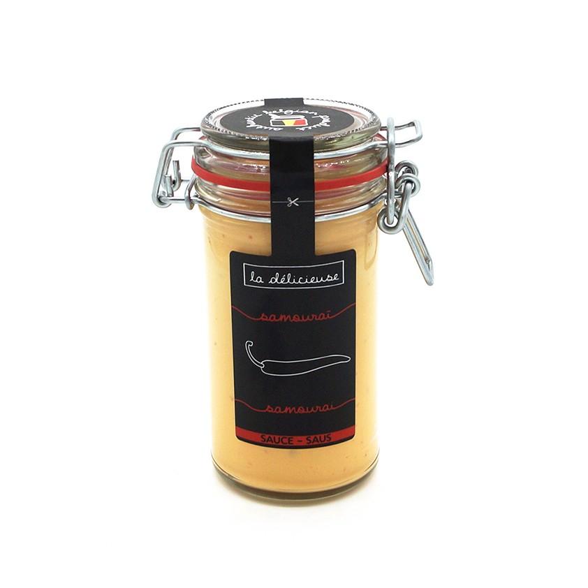 Samourai Chili Mayo. 250 ml.