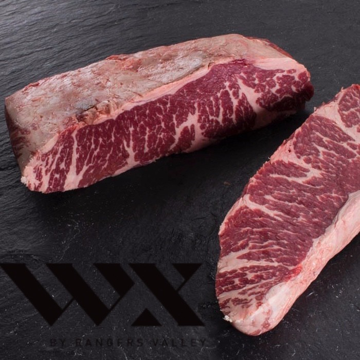 Wagyu Chuck Flap. mbs 5+. WX by Rangers Valley