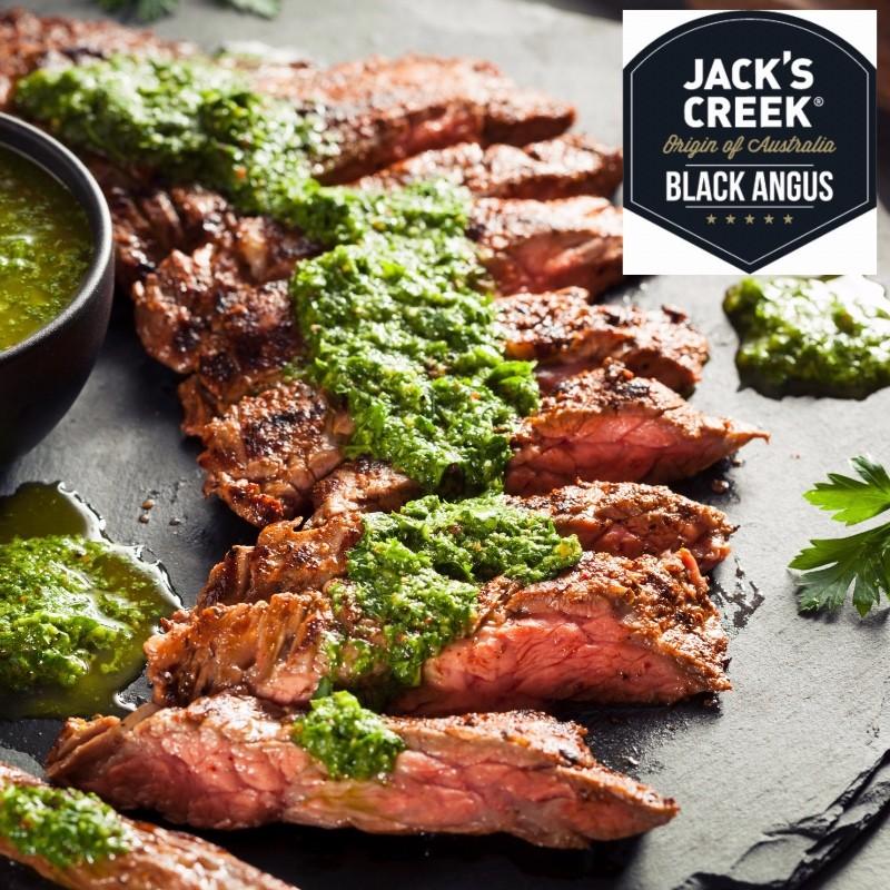 Flap Meat. Black Angus - Jack´s Creek