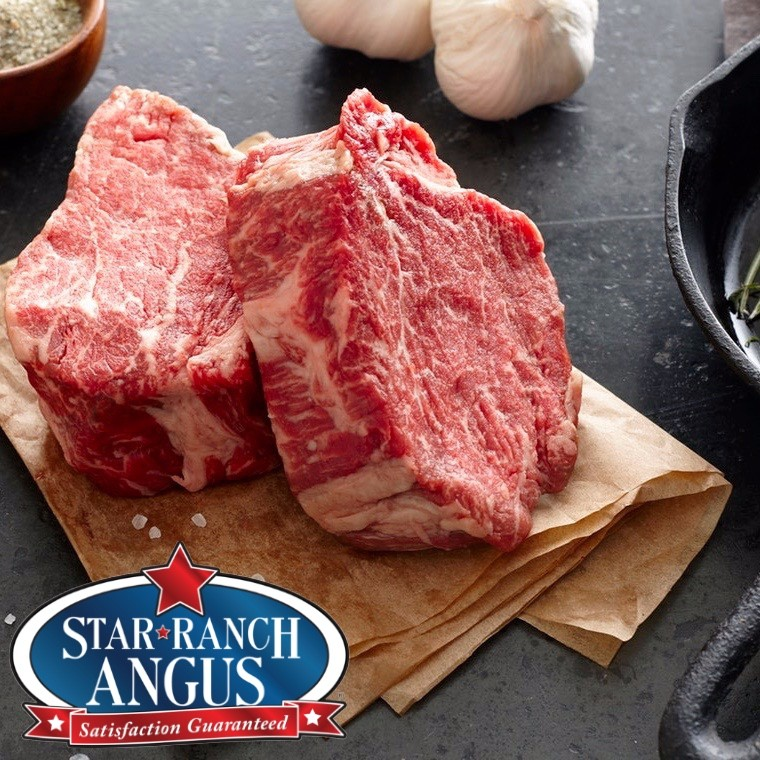 Mørbrad. USDA Prime. Star Ranch Angus