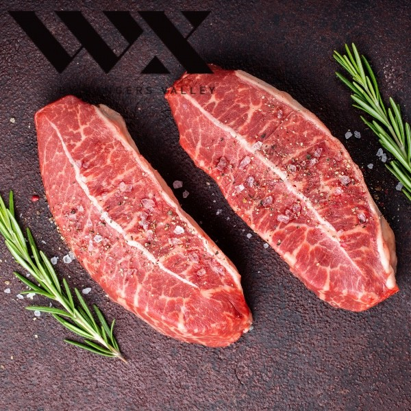 Wagyu Top Blade/Flat Iron. mbs 5+. WX by Rangers Valley