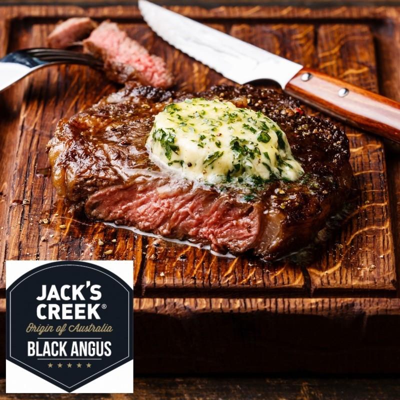 Ribeye. Black Angus - Jack´s Creek