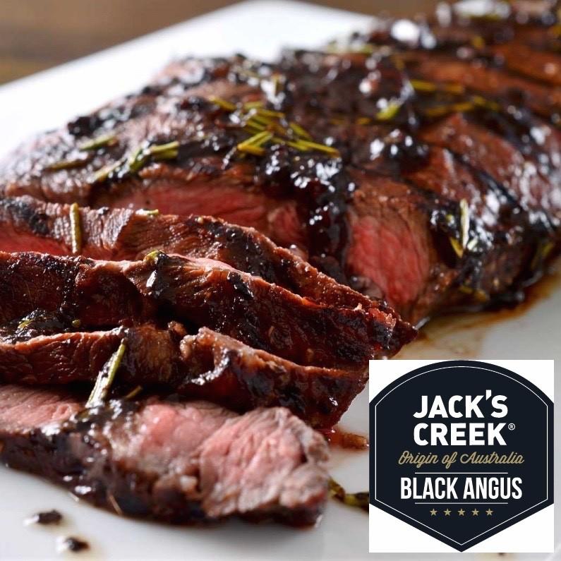 Top Blade/Flat Iron. Black Angus - Jack´s Creek