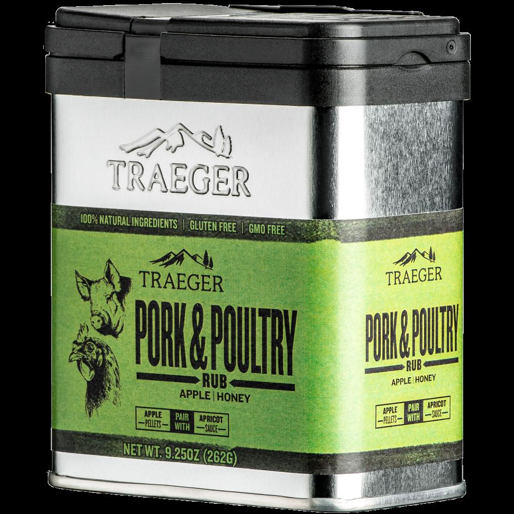 Traeger Pork & Poultry. 262 gram