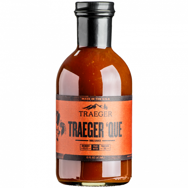 Traeger sauce Que. 475 ml