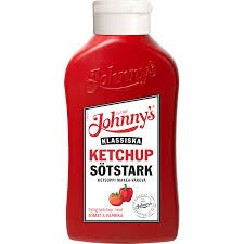 Johnny´s Classic Ketchup