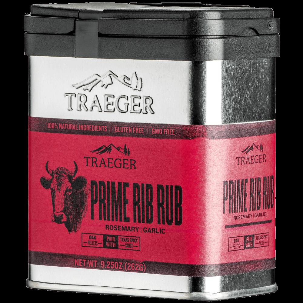 Traeger Prime rib rub. 262 gram