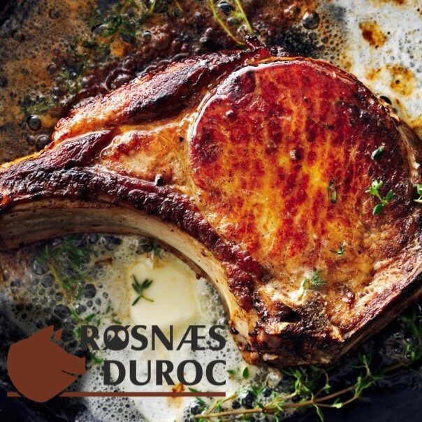 Cote de Duroc. Fra Røsnæs Duroc