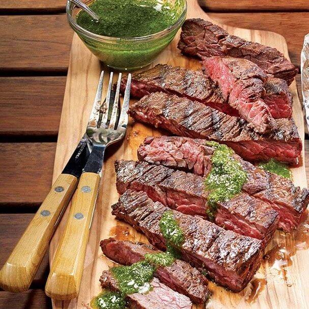 Flap Meat. Carnes Pampeanas. Argentina