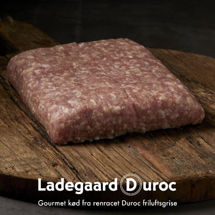 Duroc Fars. Ca 500 gram.