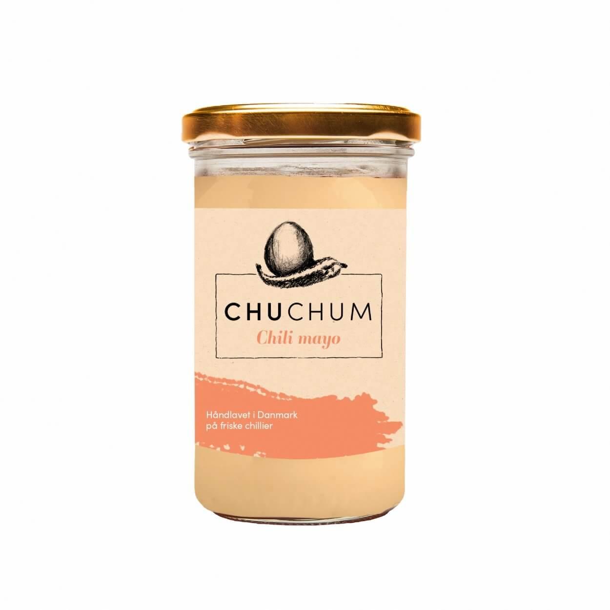 ChuChum Chili Mayo. 250 ml
