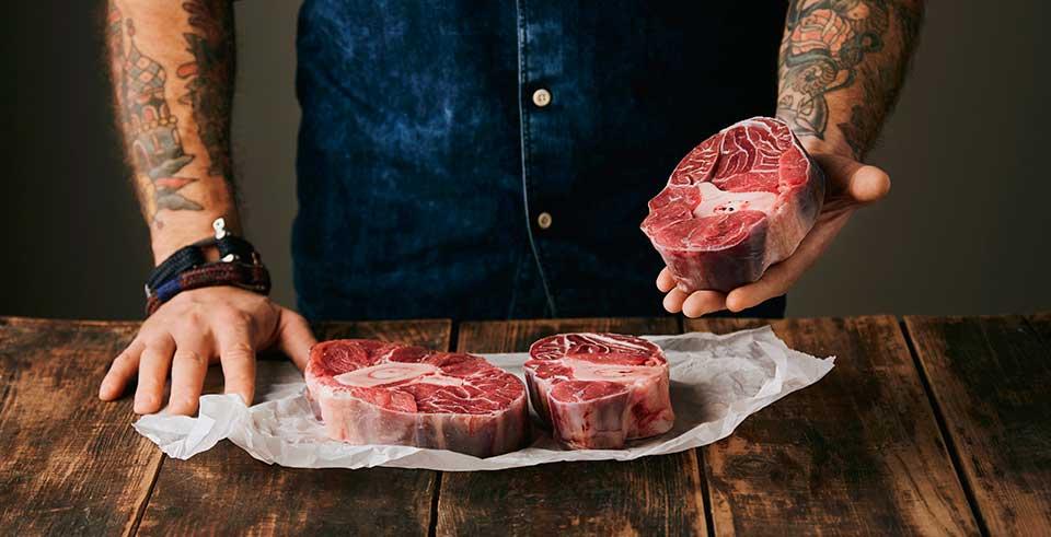 billigt kød leveret til døren